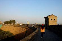 平遥古城墙,城墙城下皆美景(2)