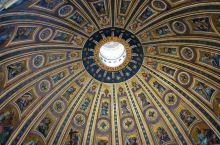 """#建筑师朝圣#穹顶之下的惊叹——圣彼得大教堂的""""屋顶们"""""""
