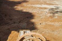 永不陷落的马萨达遗址,有着以色列的灵魂