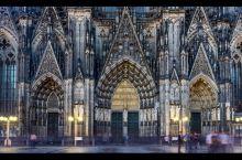 最有气势的哥特式建筑 科隆大教堂