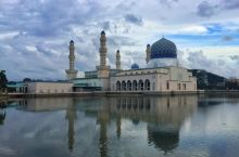 童话般的粉红清真寺