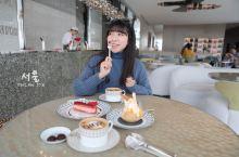 首尔名媛最爱下午茶Dior Cafe