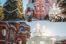 人文历史,俄罗斯的最美喀山圣母大教堂