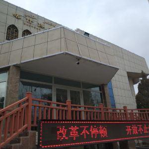 喀什博物馆旅游景点攻略图