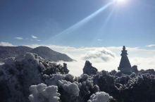庐山冬之雪