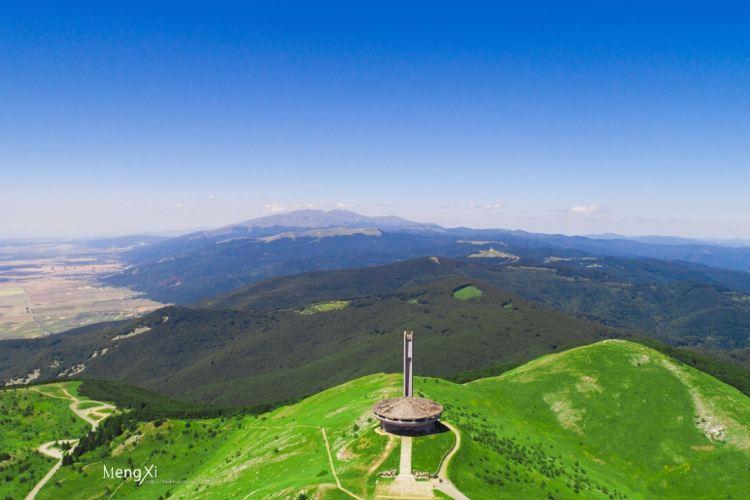 保加利亞飛碟紀念碑4
