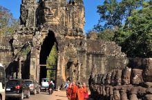 古老的文明~柬埔寨