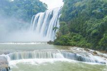 #元旦去哪玩#这条瀑布因一种树而得名,被徐霞客广为传播