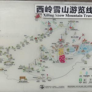 红石尖旅游景点攻略图