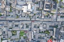 #元旦去哪玩 航拍精致又有文化气息的临海紫阳古街