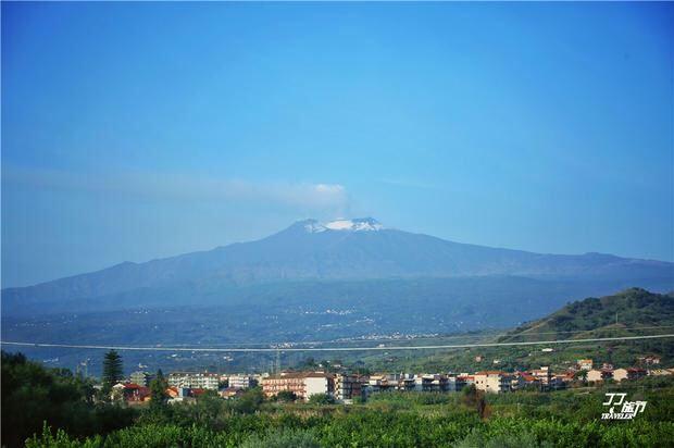 埃特納火山4