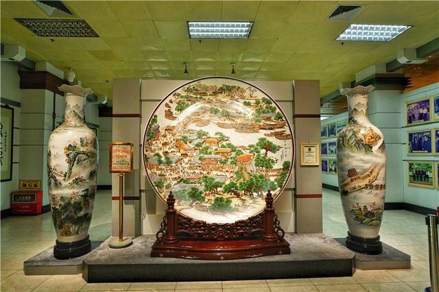China Cidu Exhibition Hall