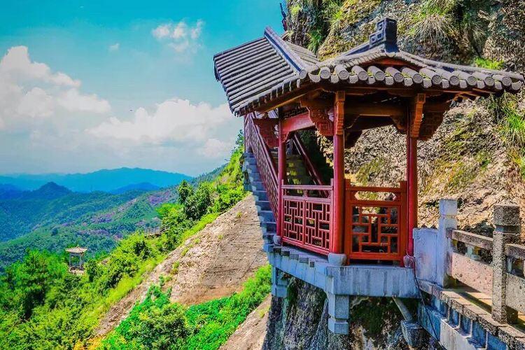 Daci Cliffs Scenic Area2