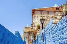 以色列采法特小镇