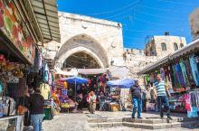 大马士革门下的一千零一夜,逃不开的耶路撒冷三千年