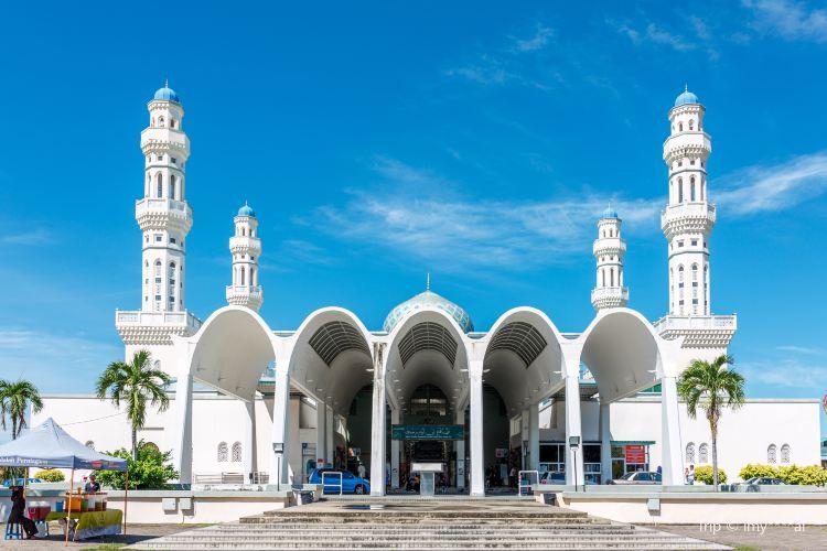 코타키나발루 시립 모스크1