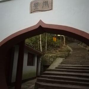 普陀山西天景区旅游景点攻略图