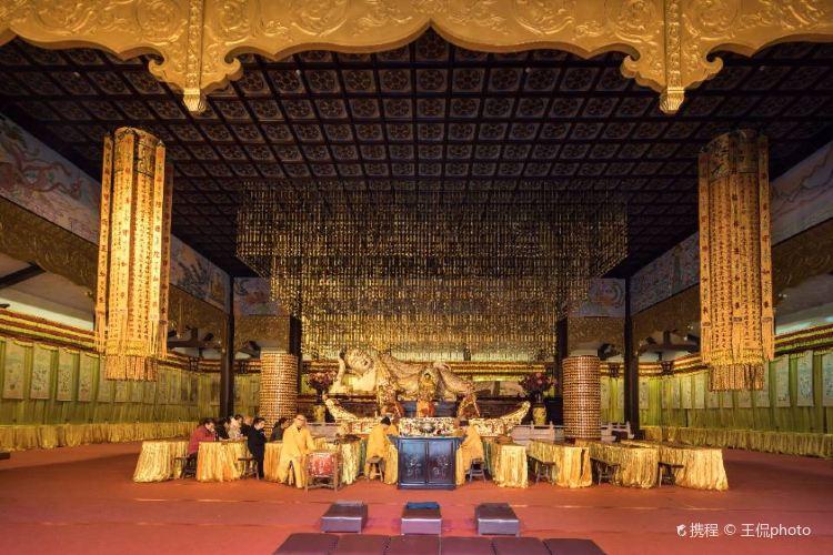 The World's Largest Jade Lying Buddha