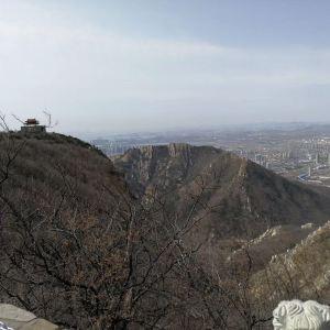 大黑山旅游景点攻略图