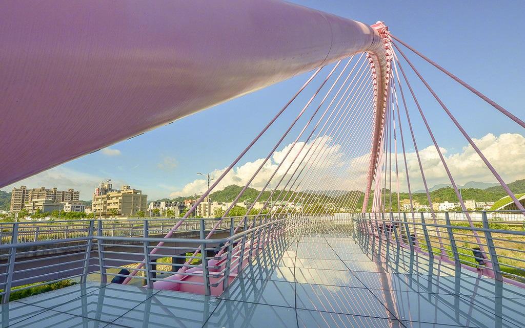 大坑情人桥旅游景点图片