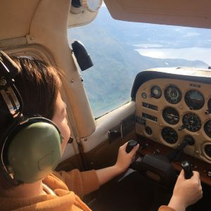瓦纳卡开飞机体验旅游景点攻略图