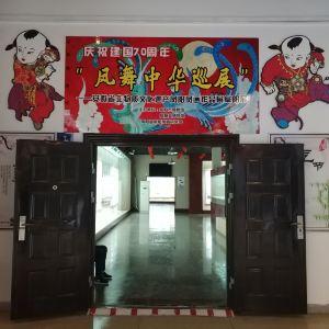 阜阳博物馆旅游景点攻略图