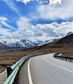 [甘孜游记图片] 317国道上那些一直被忽略的美景