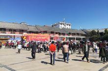 南湖广场,云南蒙自最热闹的地方