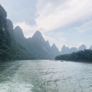 漓江三星游船旅游景点攻略图