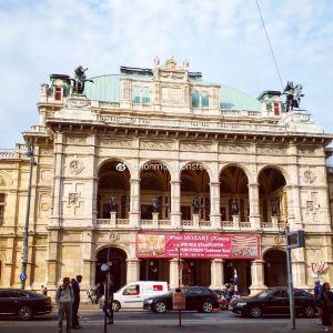 维也纳旅游景点攻略图