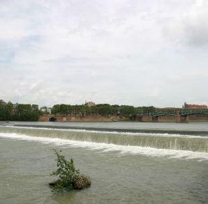图卢兹加龙河旅游景点攻略图