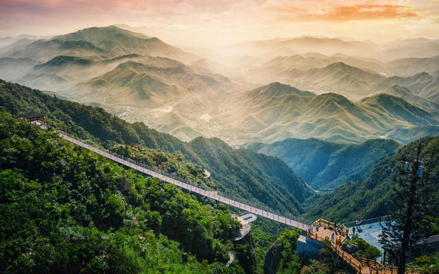 安吉云上草原新玩法:自驾高山悬崖乐园、遇见华南最大天然滑雪场