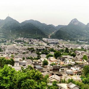 贵阳游记图文-清幽的青岩古镇