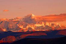 漂亮的山那么多,为何独爱萨普神山