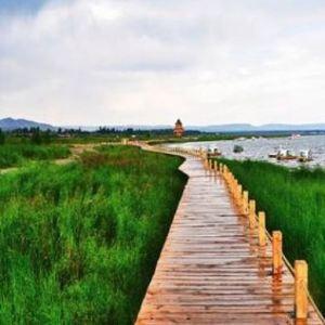 凉城岱海旅游景点攻略图