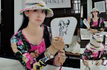 必体验!慢游黎里古镇48小时,在苏州徐悲鸿艺术馆DIY画扇