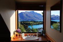 我们睡过的民宿:Kemnay B&B。坐标:新西兰皇后镇。性价比很高的一家民宿,无敌Wakatipu