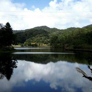 尖峰岭天池旅游景点攻略图