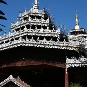 Wat Huai Pha旅游景点攻略图