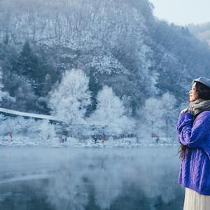 辽宁游记图文-辽宁本溪 在这遇见真正的冬季恩典
