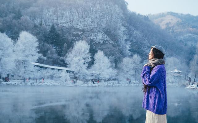 辽宁本溪 在这遇见真正的冬季恩典