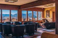 值得一去的酒店——香格里拉松赞林卡酒店  选址太棒了,放眼是幽静而优美的风景,左边松赞林寺的金顶熠熠