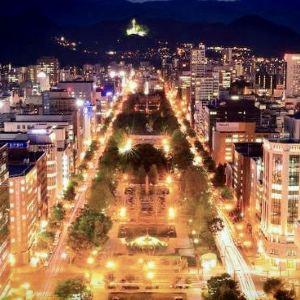 札幌电视塔旅游景点攻略图