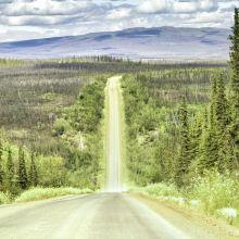 北极门国家公园图片