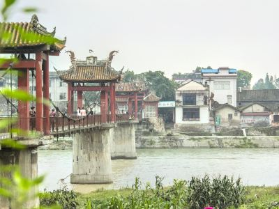 Yuantong Ancient Town