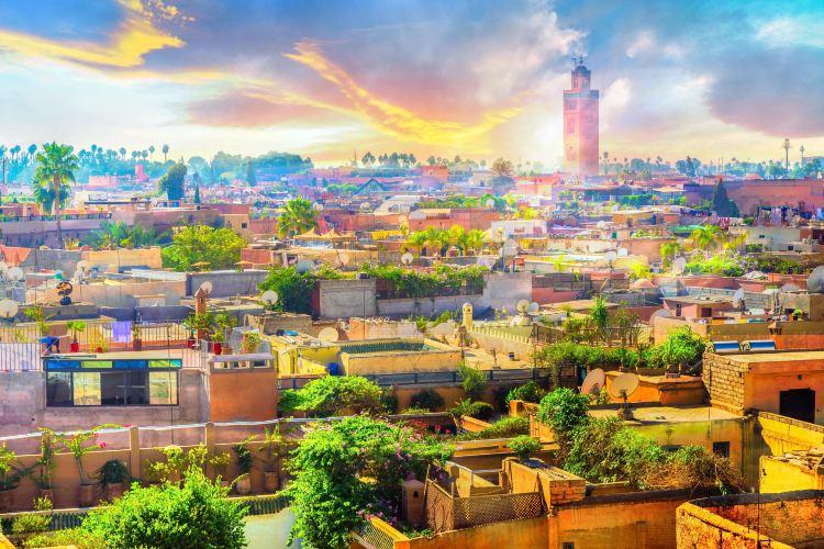 Medina of Marrakech