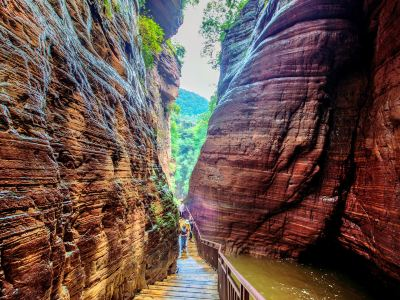 Longtan Grand Canyon