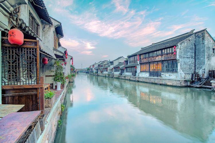 清名橋古運河景區