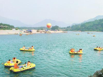 楠溪江風景旅遊區