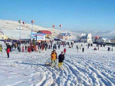 鳳凰山滑雪場